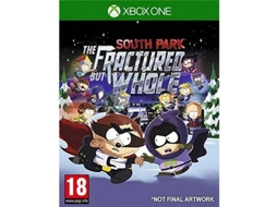 Jogo Xbox One South Park: The Fractured but Whole — RPG | Idade mínima recomendada: