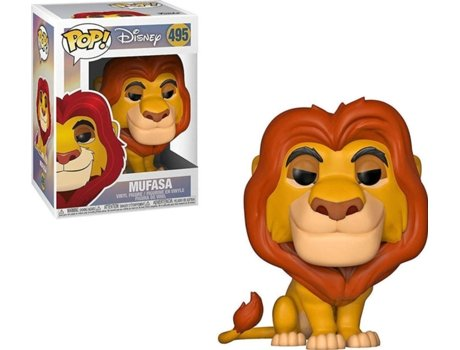 Figura FUNKO Pop Disney Lion King Mufasa