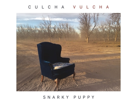CD Snarky Puppy - Culcha Vulcha — Jazz