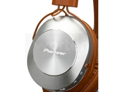 Auscultadores Bluetooth PIONEER SE-MS7BT (On Ear - Microfone - Castanho)