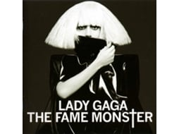 CD Lady Gaga - The Fame Monster — Pop-Rock