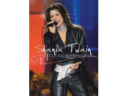 CD+DVD Shania Twain - Up! Close and Personal — Pop-Rock