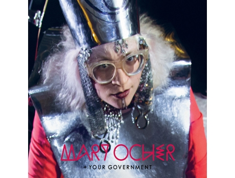 CD Mary Ocher + - Your Government