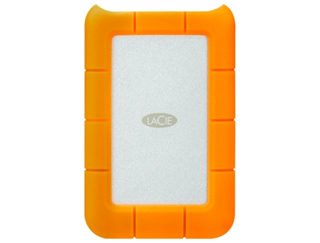 Disco Externo LACIE Rugged Mini 1TB — 2.5'' | 1 TB | USB 3.0