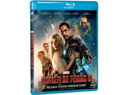 Blu-Ray Homem de Ferro (Disney) — De: Jon Favreau | Com: Robert Downey Jr, Gwyneth Paltrow, Jeff Bridges