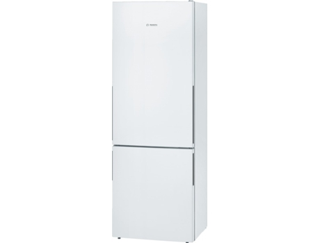 Frigorífico Combinado BOSCH KGE49AW41 — A+++ / Low Frost / Refr. 296L Cong. 111L