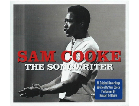 CD Sam Cooke - The Songwriter