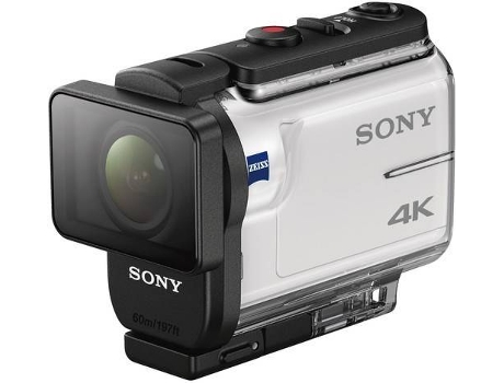 Action Cam SONY FDRX3000R — 4K / 12 MP