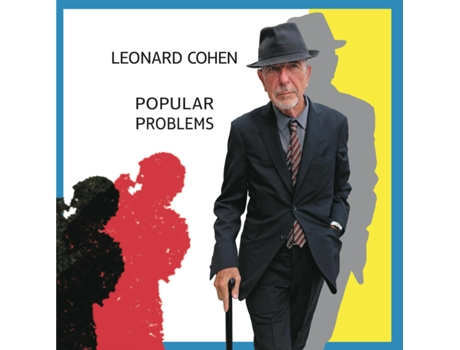 Vinil Leonard Cohen - Popular Problems — Pop-Rock
