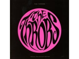 CD The Throbs - The Language Of Thieves And Vagabonds