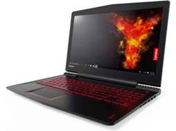 Portátil Gaming 15.6'' LENOVO Legion Y520-15IKB-002 — Intel Core i7-7700HQ | 16 GB | 1 TB HDD + 128 GB SSD | NVIDIA Geforce GTX 1060