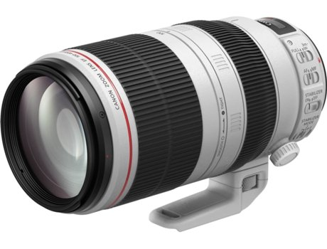 Objetiva CANON EF100-400MM 4.5-5.6L IS USM — Abertura: f/4.5-5.6