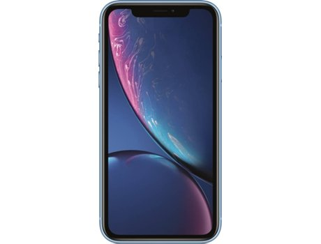 Smartphone APPLE iPhone XR 64 GB Azul — iOS 12 | 6.1'' | A12 Bionic