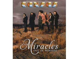 CD/DVD Kansas Miracles out of Nowhere — Pop-Rock