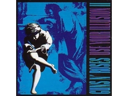 CD Guns N'Roses - Use Your Illusion — Pop-Rock