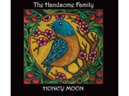 CD The Handsome Family - Honey Moon