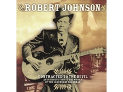CD Robert Johnson - Contracted To The Devil
