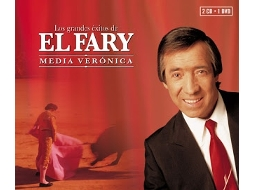 CD El Fary - Media Veronica (Los Grandes Éxitos) — Pop-Rock