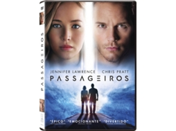DVD Passageiros — Do realizador Morten Tyldum