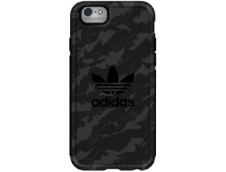 Capa ADIDAS Training iPhone 6, 6s Preto — Compatibilidade: iPhone 6, 6s, 7 ,8