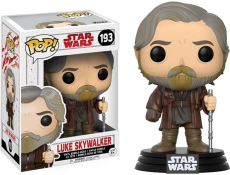 Figura Vinil FUNKO POP! Star Wars Episode 8: Luke Sky — Star Wars