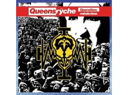 Vinil Queensryche - Operation: Mindcrime — Pop-Rock Internacional