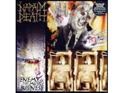 Vinil Napalm Death - Enemy Of The Music Business