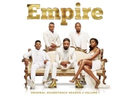 CD Vários Artistas - Empire Cast - OST Season 2 Volume 1 — Banda Sonora