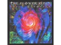 CD The Flower Kings - Space Revolver