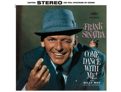 Vinil Frank Sinatra - Come Dance With Me — Jazz