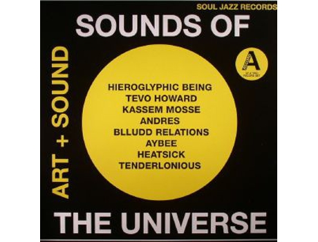 Vinil Sounds Of The Universe (Art + Sound) (Record A)