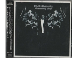 CD Roots Manuva - Alternately Deep