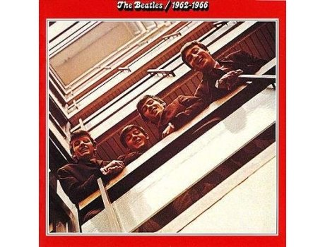 Vinil The Beatles -The Beatles 1962-1966 — Pop-Rock