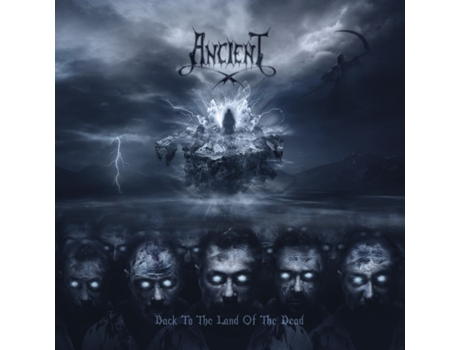 CD Ancient  - Back To The Land Of The Dead