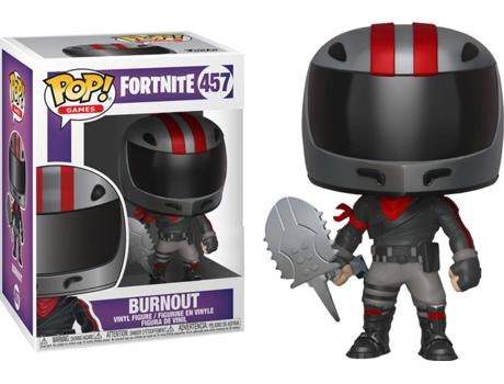 Figura Funko Pop Games Fortnite S2 Burnout