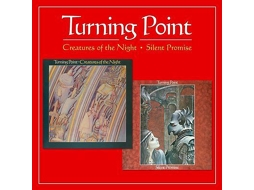 CD Turning Point  - Creatures Of The Night / Silent Promise