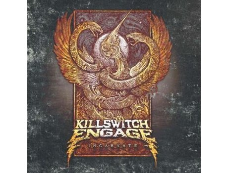 CD Killswitch Engage - Incarnate — Pop-Rock