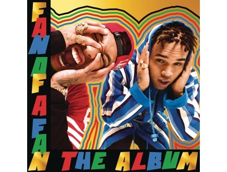 CD Chris Brown x Tyga Fan of a Fan: the Album — Pop-Rock