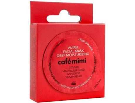 Máscara de Rosto CAFÉ MIMI Vermelho (15 ml)
