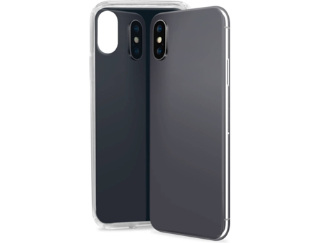 Capa SBS Glue iPhone X, XS Preto — Compatibilidade: iPhone X, XS