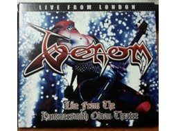 CD Venom  - Live From The Hammersmith Odeon Theatre