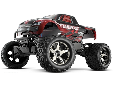 Carro RC TRAXXAS Stampede 4x4 Brushless