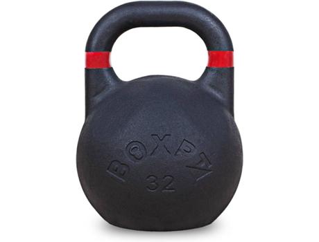 BOXPT - Kettelbell de Competição BOXPT (Preto - 32kg)
