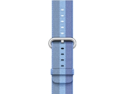 Bracelete APPLE 38 MM Tahoe Blue Woven Nylon — Bracelete | 38 MM