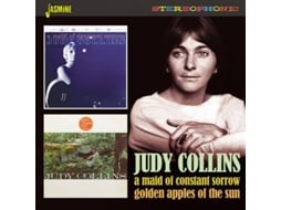 CD Judy Collins - A Maid Of Constant Sorrow / Golden Apples Of The Sun