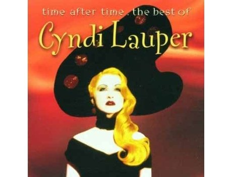 CD Cyndi Lauper - Time After Time: The Best Of — Pop-Rock