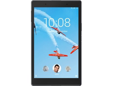 Tablet 4 8'' LENOVO 16GB WIFI Preto — 8'' | 16GB | Android 7.1.1