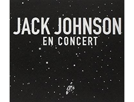 CD Jack Johson - En Concert — Pop-Rock