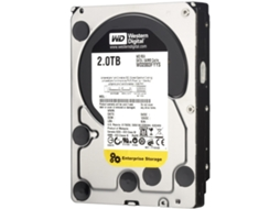 Disco Interno 3.5'' WESTERN DIGITAL  2TB RE WD2000FYYZ — 3.5'' / 2 TB / SATA3 6 Gb/s