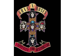 CD Guns n' Roses - Appetite for Destruction — Pop-Rock